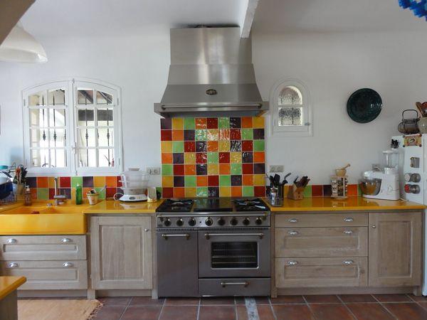 Carrelage cuisine  des modèles tendance pour la cuisine