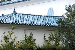 Bleu Méditerranée - Une toiture Cote d'Azur